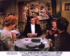 Motion Picture Lobby Card #4 - Omar Sharif