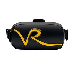VR Here virtual reality headset VR Box Touch with bluetooth button and touch panel Yellow *** Find out more about the great product at the image link.(It is Amazon affiliate link) #85likes