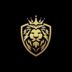 Lion Head Logo, Lion Logo, Logo D'art, Art Logo, Lion King Art, Lion Art, Wallpaper Kawaii, Lion Hd Wallpaper, Logo Royal