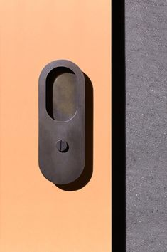Gio Ponti Door Handle / izé Photography by Tom Hartford Art Direction by Villalba/Lawson