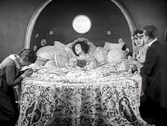 """Great Version of camille Which is One of my Favorite Books. Alla Nazimova's death scene in """"Camille."""""""