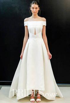 Spring 2017 Wedding Dress Trends : Brides.com