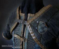Witcher armour by BloodworxSander