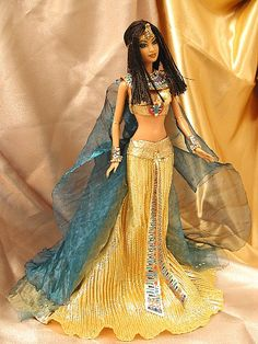Dolls of the World - Eshe
