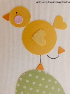 I' m On Top Of The Egg.Craft from the Classroom of My Favorite Teacher Miss Valentina⭐⭐⭐L'enseignant de la classe Valentina Foam Crafts, Diy And Crafts, Arts And Crafts, Paper Crafts, Felt Bookmark, Alcohol Ink Crafts, Hand Art, Easter Crafts For Kids, Animal Crafts
