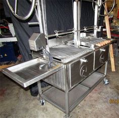 Fully loaded Stainless Steel unit. Retails at $6567.00