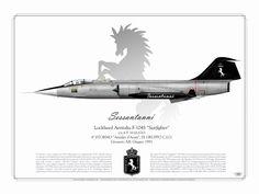 F 104 S Aeronautica Militare Italiana