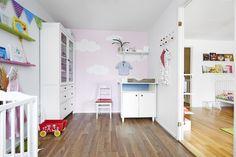 Habitaciones y espacios infantiles nórdicos