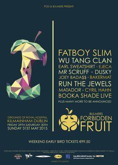 21 - 31 May @ IMMA, Dublin - Forbidden Fruit Music & Art Festival