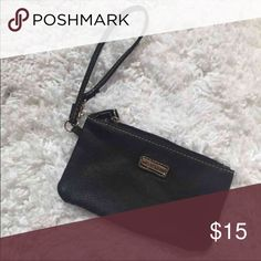 Submit ANY Offer Rosetti Black Wristlet Great Condition! Shows little wear Rosetti Accessories
