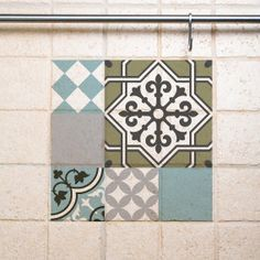 Decorative Vinyl Floor Tiles Mix Tile Decals Kitchenbathroom Tiles Vinyl Floor Tiles Free