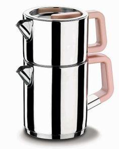 Korkmaz A099-01 Rita Çaydanlık (Pembe)