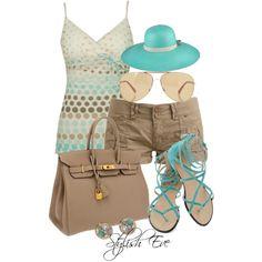 amal by stylisheve on Polyvore