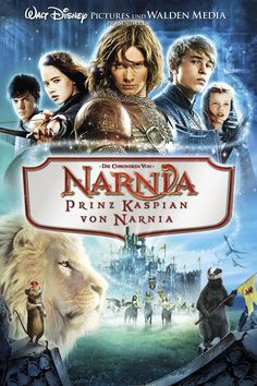 Die Chroniken von Narnia: Prinz Kaspian von Narnia (2008) - Filme Kostenlos Online Anschauen - Die Chroniken von Narnia: Prinz Kaspian von Narnia Kostenlos Online Anschauen #DieChronikenVonNarniaPrinzKaspianVonNarnia - Die Chroniken von Narnia: Prinz Kaspian von Narnia Kostenlos Online Anschauen - 2008 - HD Full Film - Ein Jahr nach ihrem ersten Abenteuer in Narnia kehren die vier Pevensie-Kinder Peter Susan Edmund und Lucy zurück in das Wunderland.