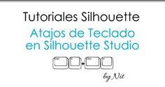 Atajos de Teclado en Silhouette Studio (Español)