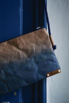 Tasche aus SnapPap mit Ombré-Effekt — frljosefine