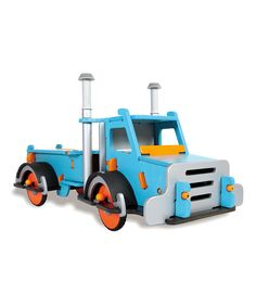 Another great find on #zulily! Big Boss Ride-On Toy by Buildex #zulilyfinds