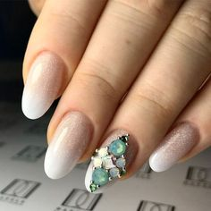 Examples of Beautiful Long Nails to Inspire You ❤️ Elegant Oval Long Nails Natural picture 2 ❤️ These days long nails are not anything special, and everyone can try wearing them out. What is more, there are trends to follow, and we happen to know all about the freshest ideas when it comes to your nails. https://naildesignsjournal.com/long-nails-ideas/  #nails #nailart #naildesign  #longnails