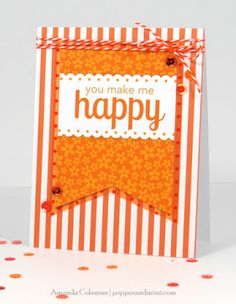 Orange and Yellow Monochromatic Cards