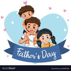 A fathers day template vector image on VectorStock Poster Drawing, Happy Father, Adobe Illustrator, Fathers Day, Vector Free, Clip Art, Baby Shower, Scrapbook, Templates