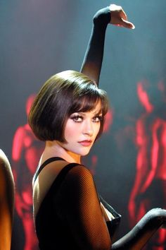 Catherine Zeta Jones as Velma Kelly in Chicago.