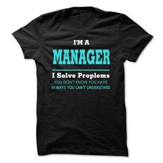 Cool Awesome Manager Tee Shirts T-Shirts #tee #tshirt #Job #ZodiacTshirt #Profession #Career #manager