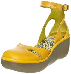 Fly London Women's Bessie Wedges Heels: Amazon.co.uk: Shoes & Accessories