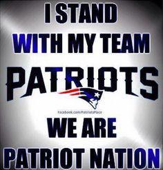 We are PatsNation!