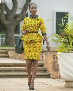 Latest african fashion outfits looks 6244 African Fashion Ankara, Latest African Fashion Dresses, African Dresses For Women, African Print Dresses, African Print Fashion, Africa Fashion, African Attire, African Women, African Style