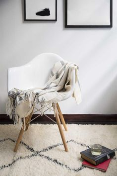 Cotton Throw Blanket | domino.com