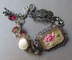 opera rose bracelet