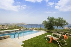 Villa Elais, private pool #eloundaolea #eloundavillas #travel #crete #greece #elounda Outdoor Decor, Home Decor, Homemade Home Decor, Interior Design, Home Interiors, Decoration Home, Home Decoration, Home Improvement