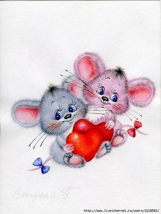 Baby cute illustration mice Ideas for 2019 Maus Illustration, Baby Animals, Cute Animals, Mouse Pictures, Monkey Doll, Cute Alphabet, Baby Wallpaper, Cute Mouse, Tatty Teddy