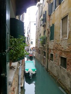 View from Corte1321 Inn, Venice Italy