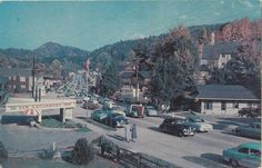 Gatlinburg, TN 1956