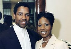 In June of 1983, Denzel Washington married the love of his life, Pauletta Pearson.