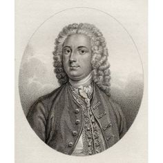 John Boyle 5Th Earl Of Cork And Orrery 1707 1762 English Writer From The Book A Catalogue Of Royal And Noble Authors Volume Iv Published 1806 Canvas Art - Ken Welsh Design Pics (26 x 32)