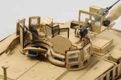 Amazon.com: Tamiya Models M1A2 SEP Abrams Tusk II Model Kit: Toys & Games