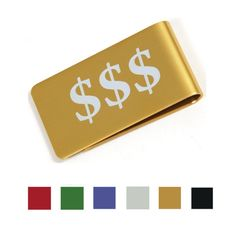 The 25 Most Popular Gold Money Clip Designs - Top Jewelry Brands, Designs & Online Jewellery Stores