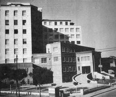 Hospital San Juan de Dios. Santiago. Ca. 1955