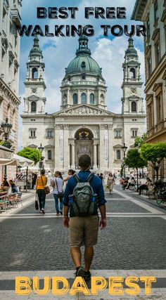 Don't be fooled by all the white noise when it comes to selecting the best free walking tour in Budapest. We already did the leg work! Travel Tours, Travel Destinations, Travel Guide, Hungary Travel, Budapest Travel, Central Europe, Best Places To Travel, Travel Alone, Walking Tour