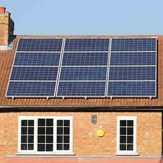 Consider installing a home solar system to save money on utility bills and boost your home's value. Reports on when solar adds the most value. Solar Energy Panels, Best Solar Panels, Solar Energy System, Solar Power, Solar Heater, Solar Roof Tiles, Solar Projects, Solar Installation, Solar House