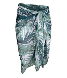 H&M Patterned sarong £7.99