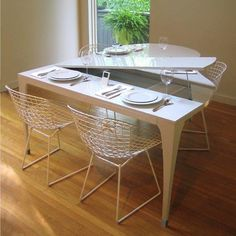Piano Dining Table