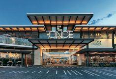 Centro Comercial Majadas Once  Guatemala  Darcon Taller de  Arquitectura