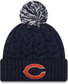 99f480b086b Chicago Bears New Era Youth Baycik 9FIFTY Snapback Adjustable Hat –  Navy Orange