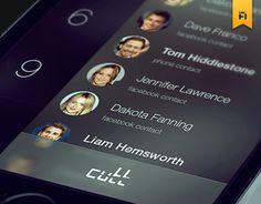 Cutt - App Concept