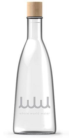 Whole World Water - Bottle Design by fuseproject