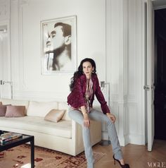 Anna Wintour remembers designer L'Wren Scott.