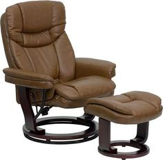 Incroyable Palimino Leather Recliner Chair And Ottoman, Leather Recliner Chair, Swivel  Recliner, Leather Sofas